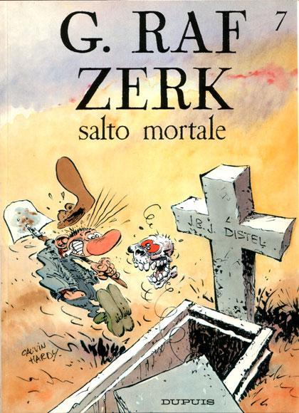 G. Raf Zerk 7 Salto mortale