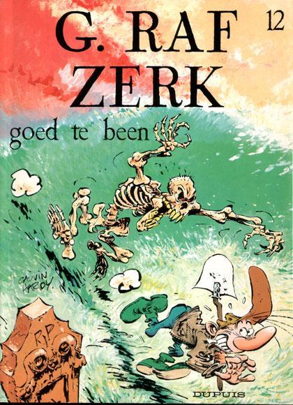 G. Raf Zerk 12 Goed te been