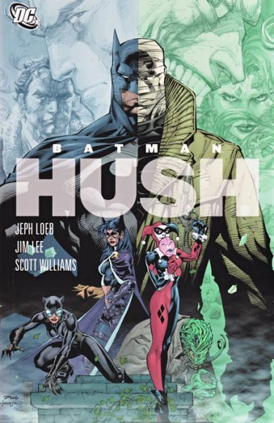 Batman INT 12 Hush