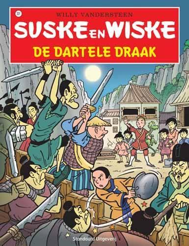 Suske en Wiske 301 De dartele draak