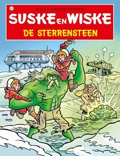 Suske en Wiske 302 De sterrensteen
