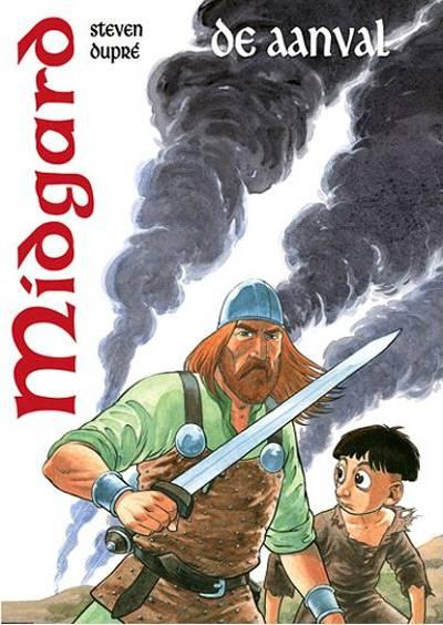 Midgard 1 De aanval / De inval