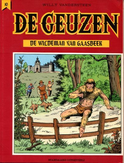 De geuzen 10 De wildeman van Gaasbeek