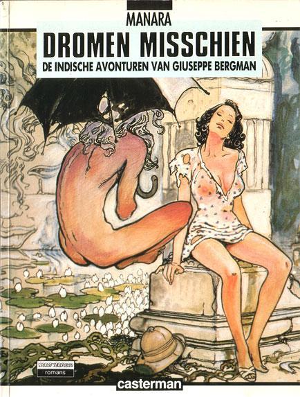Giuseppe Bergman 4 Dromen misschien, de Indische avonturen van Guiseppe Bergman