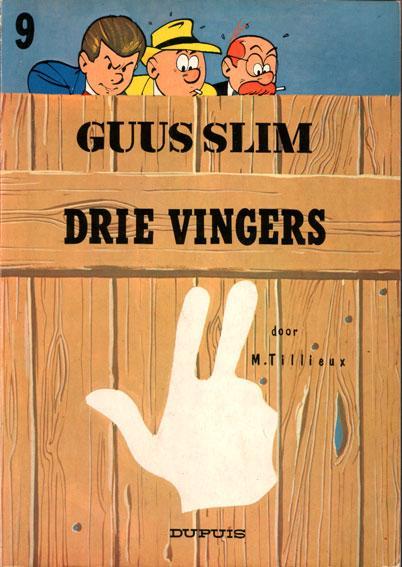 Guus Slim 9 Drie vingers
