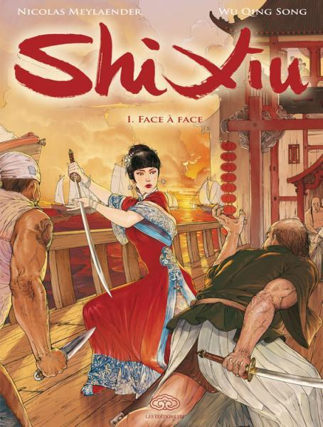 Shi Xiu 1 Face à face