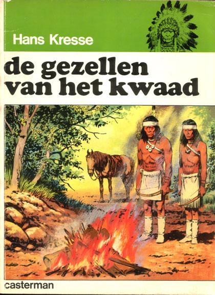 De indianenreeks 3 De gezellen van het kwaad