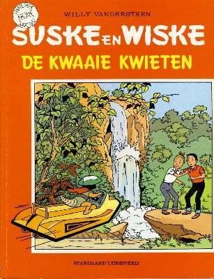 Suske en Wiske 209 De kwaaie kwieten