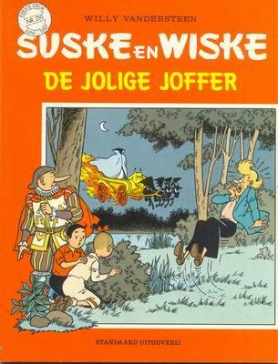 Suske en Wiske 210 De jolige joffer