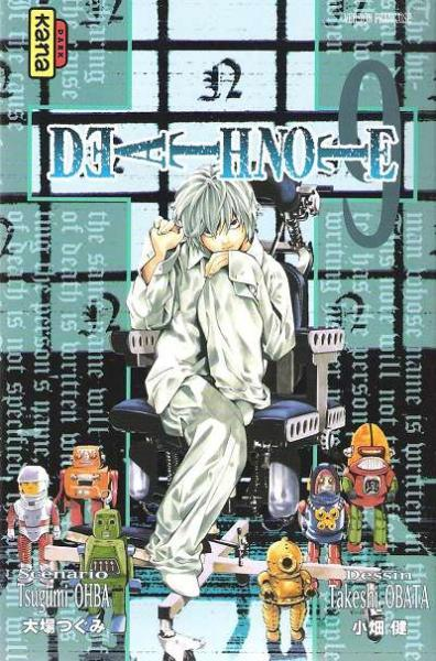 Death Note 9 Tome 9