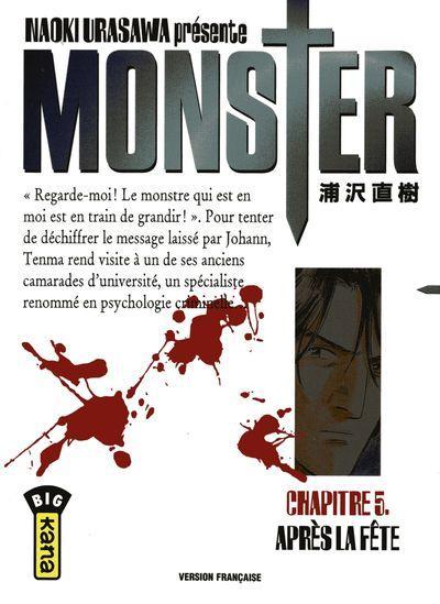 Monster (Urasawa) 5 Après la fête