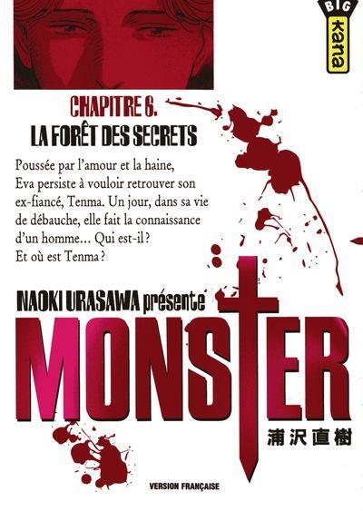 Monster (Urasawa) 6 La forêt des secrets