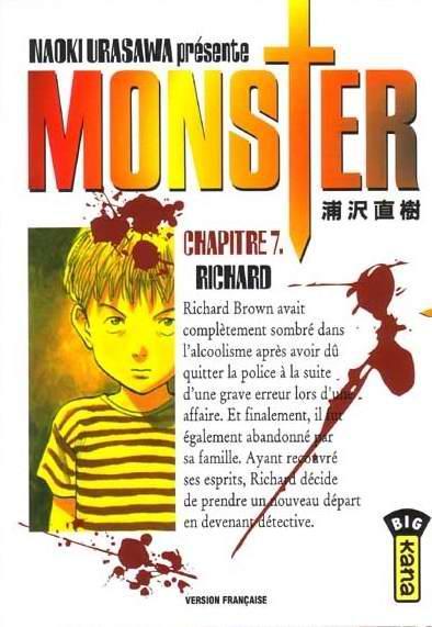 Monster (Urasawa) 7 Richard