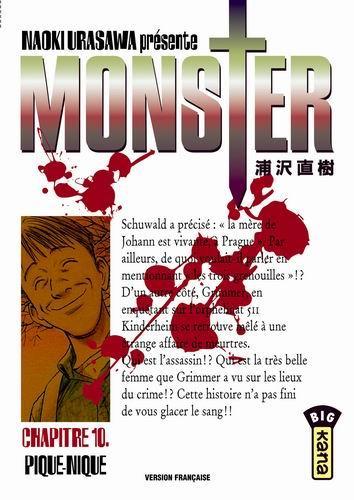 Monster (Urasawa) 10 Pique-nique
