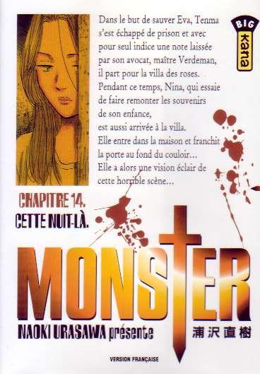 Monster (Urasawa) 14 Cette nuit-là