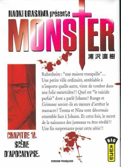 Monster (Urasawa) 18 Scène d'apocalypse