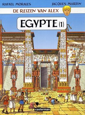 De reizen van Alex 1 Egypte (1)