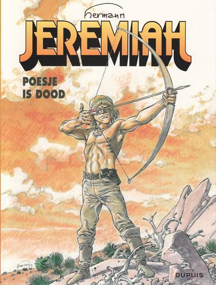 Jeremiah 29 Poesje is dood