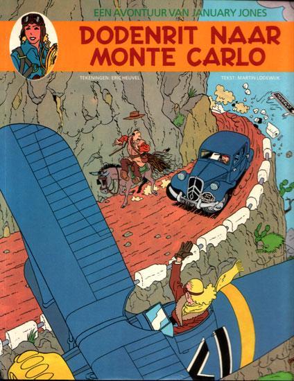 January Jones 1 Dodenrit naar Monte Carlo