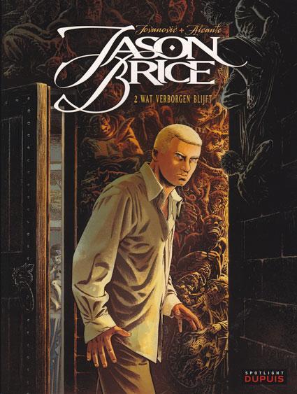 Jason Brice 2 Wat verborgen blijft