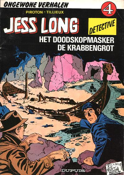 Jess Long 4 Het doodskopmasker - De Krabbengrot