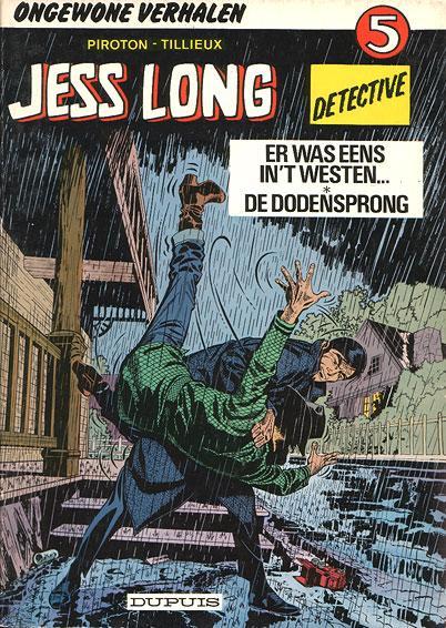 Jess Long 5 Er was eens in 't westen - De dodensprong