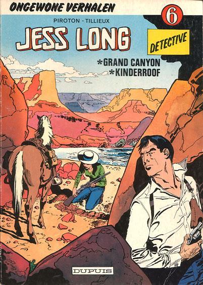 Jess Long 6 Grand Canyon - Kinderroof