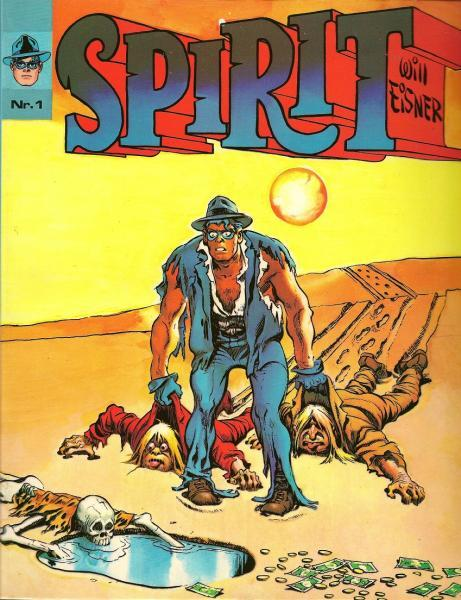 De Spirit (Semic) A1 Nr. 1