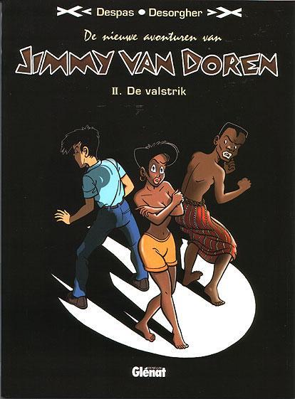 De nieuwe avonturen van Jimmy Van Doren 2 De valstrik