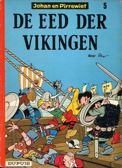 Johan en Pirrewiet 5 De eed der vikingen