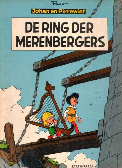 Johan en Pirrewiet 11 De ring der Merenbergers