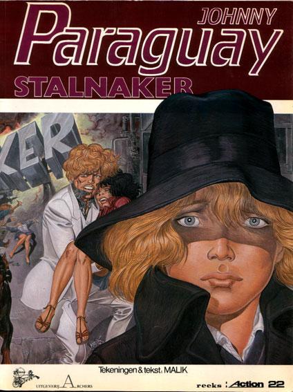 Johnny Paraguay 2 Stalnaker