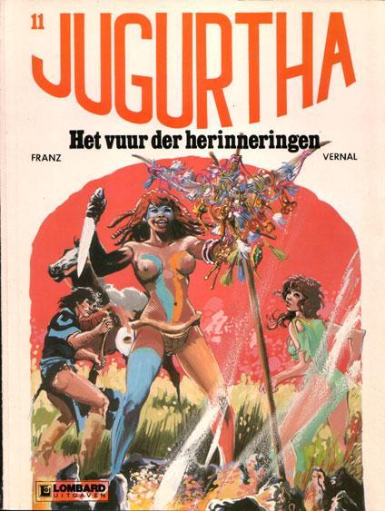 Jugurtha 11 Het vuur der herinneringen