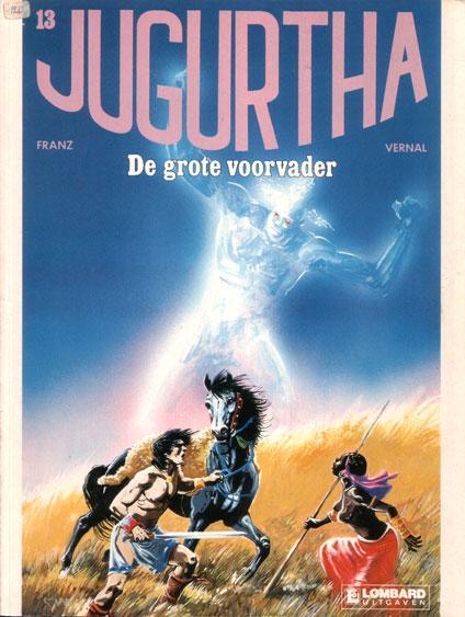 Jugurtha 13 De grote voorvader