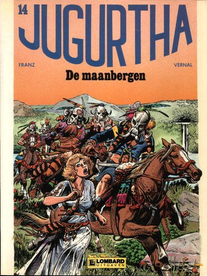 Jugurtha 14 De maanbergen