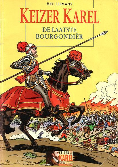 Keizer Karel 1 De laatste Bourgondiër