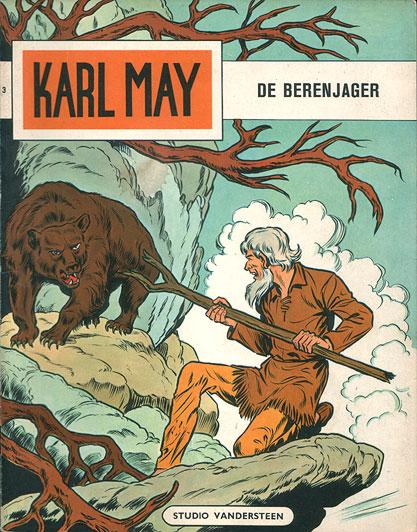 Karl May 3 De berenjager