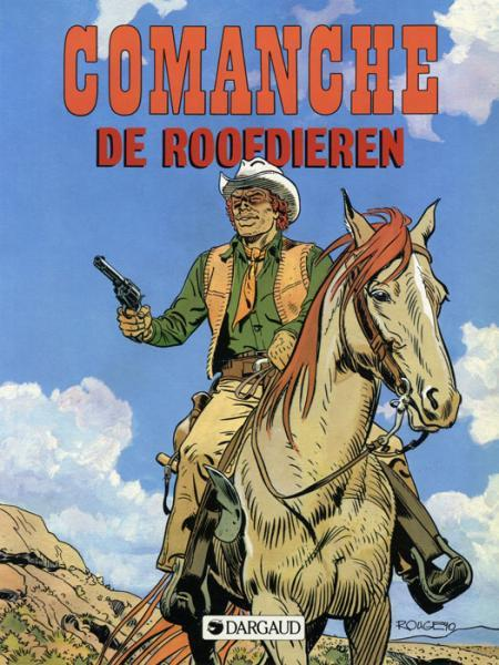 Comanche 11 De roofdieren