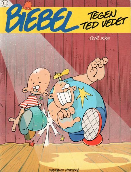 Biebel 11 Biebel tegen Ted Vedet