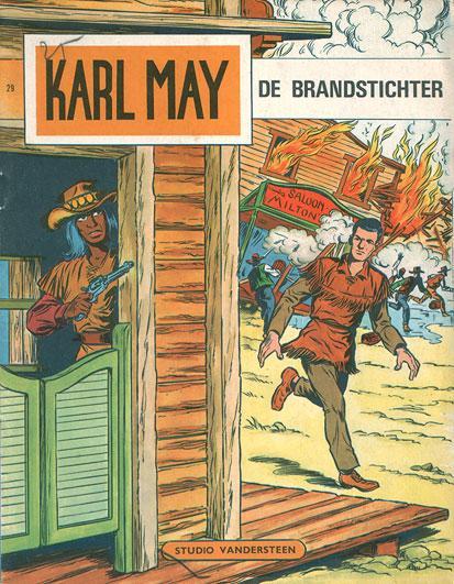 Karl May 29 De brandstichter