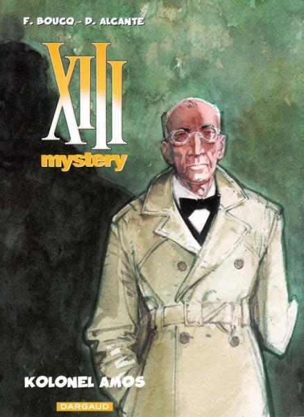 XIII Mystery 4 Kolonel Amos