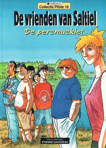 De vrienden van Saltiel 2 De persmuskiet