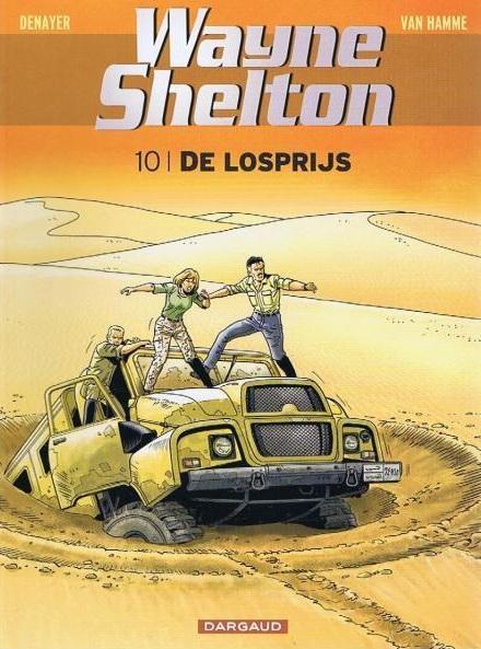 Wayne Shelton 10 De losprijs