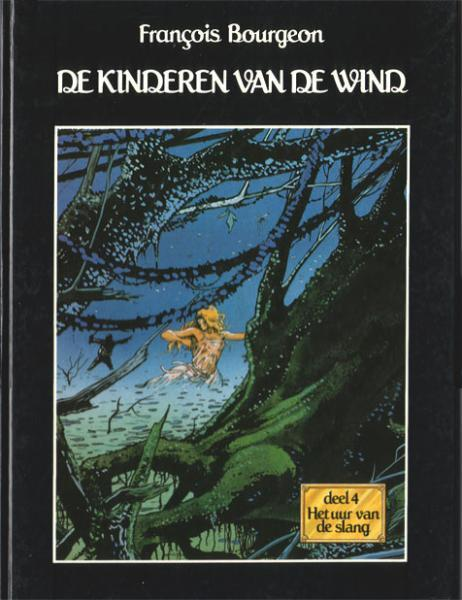 De kinderen van de wind 4 Het uur van de slang