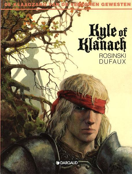 De klaagzang van de verloren gewesten 4 Kyle of Klanach