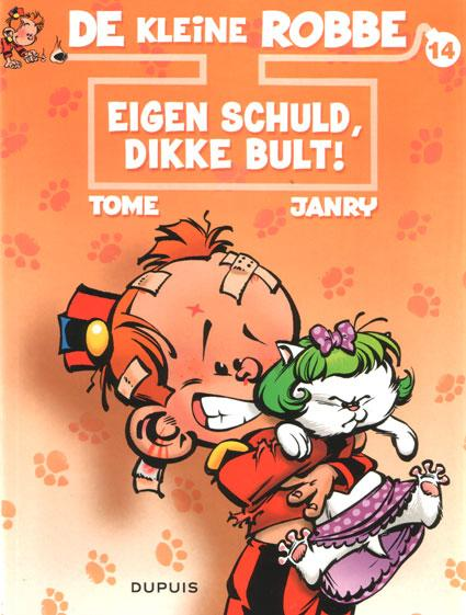 De kleine Robbe 14 Eigen schuld, dikke bult!