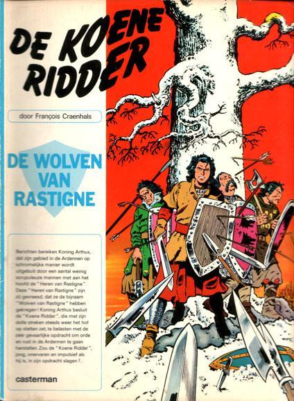 De Koene Ridder 2 De wolven van Rastigne