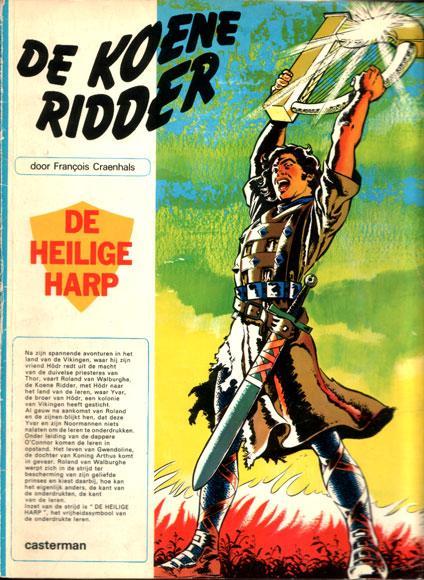 De Koene Ridder 5 De heilige harp