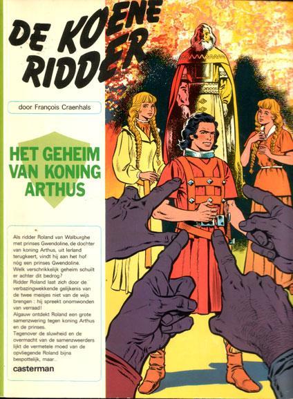 De Koene Ridder 6 Het geheim van Koning Arthus