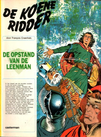 De Koene Ridder 11 De opstand van de leenman
